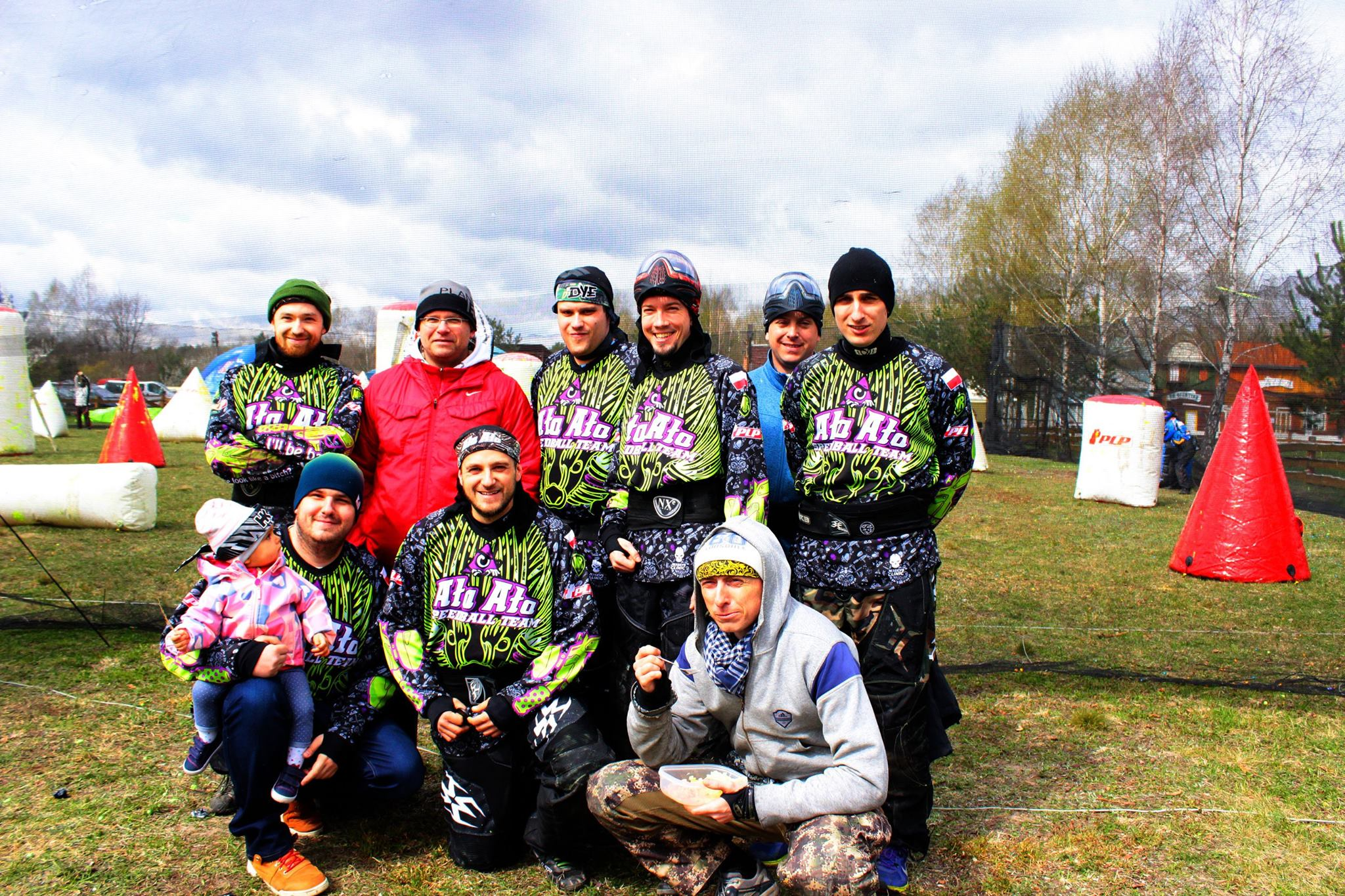 ALP Runów 2015 – Pierwszy turniej w historii drużyny w rozgrywkach Polskiej Ligi Paintballowej